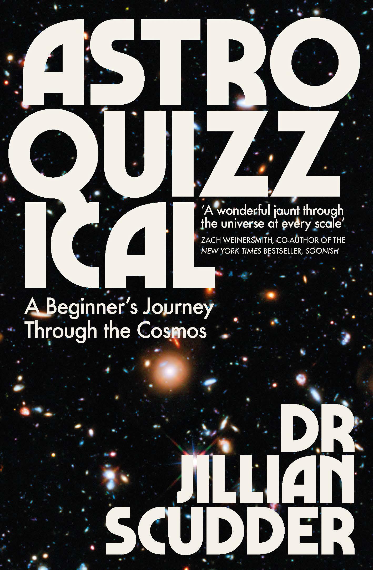 Astroquizzical - Jillian Scudder - 9781785784125 - Allen & Unwin