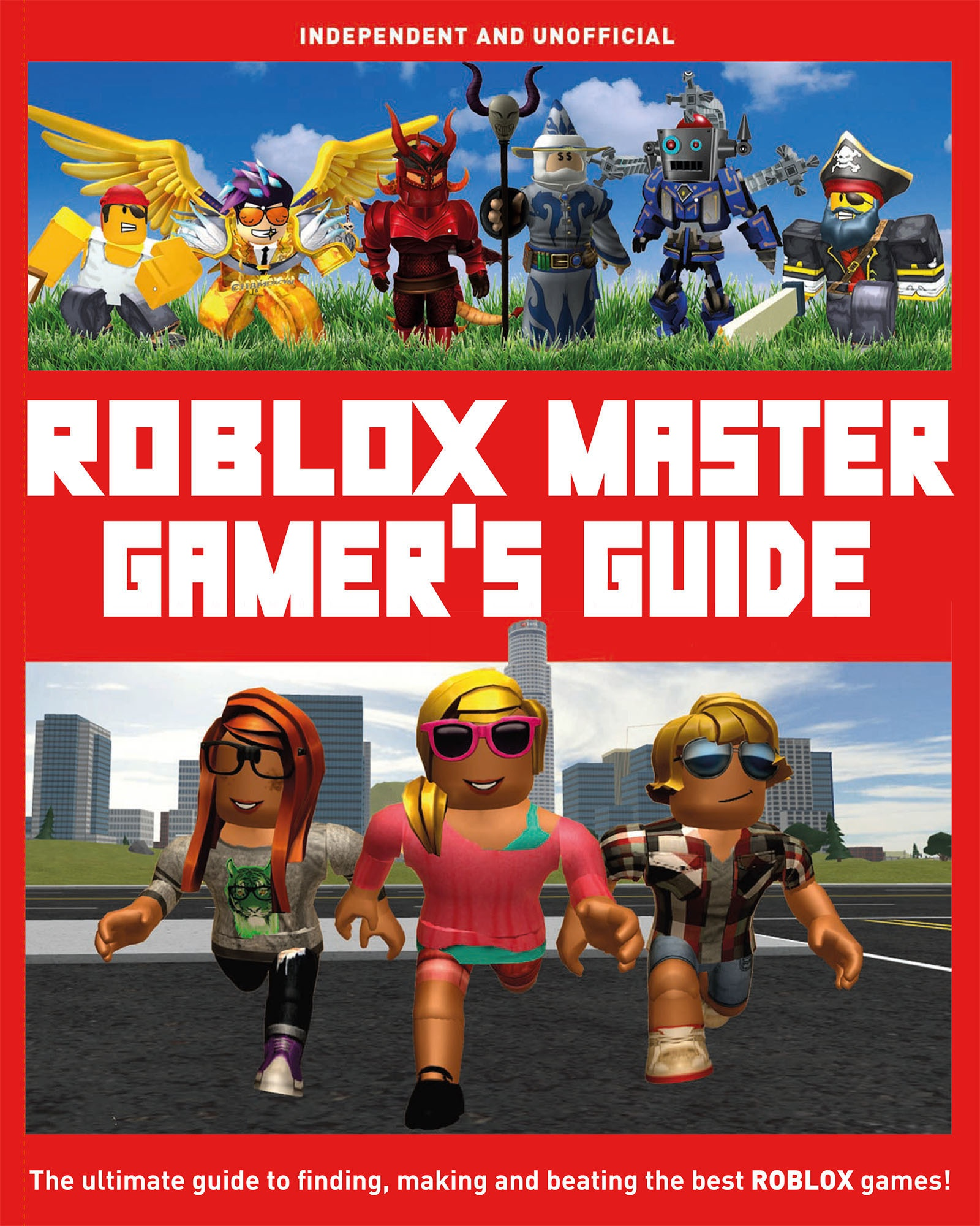 Roblox The Game Master