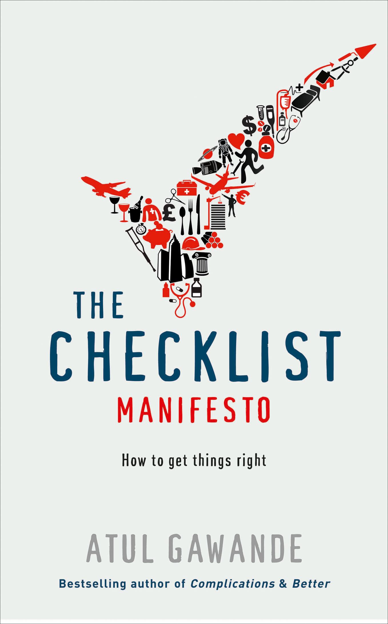 The Checklist Manifesto - Atul Gawande - 9781846683138 - Allen ...