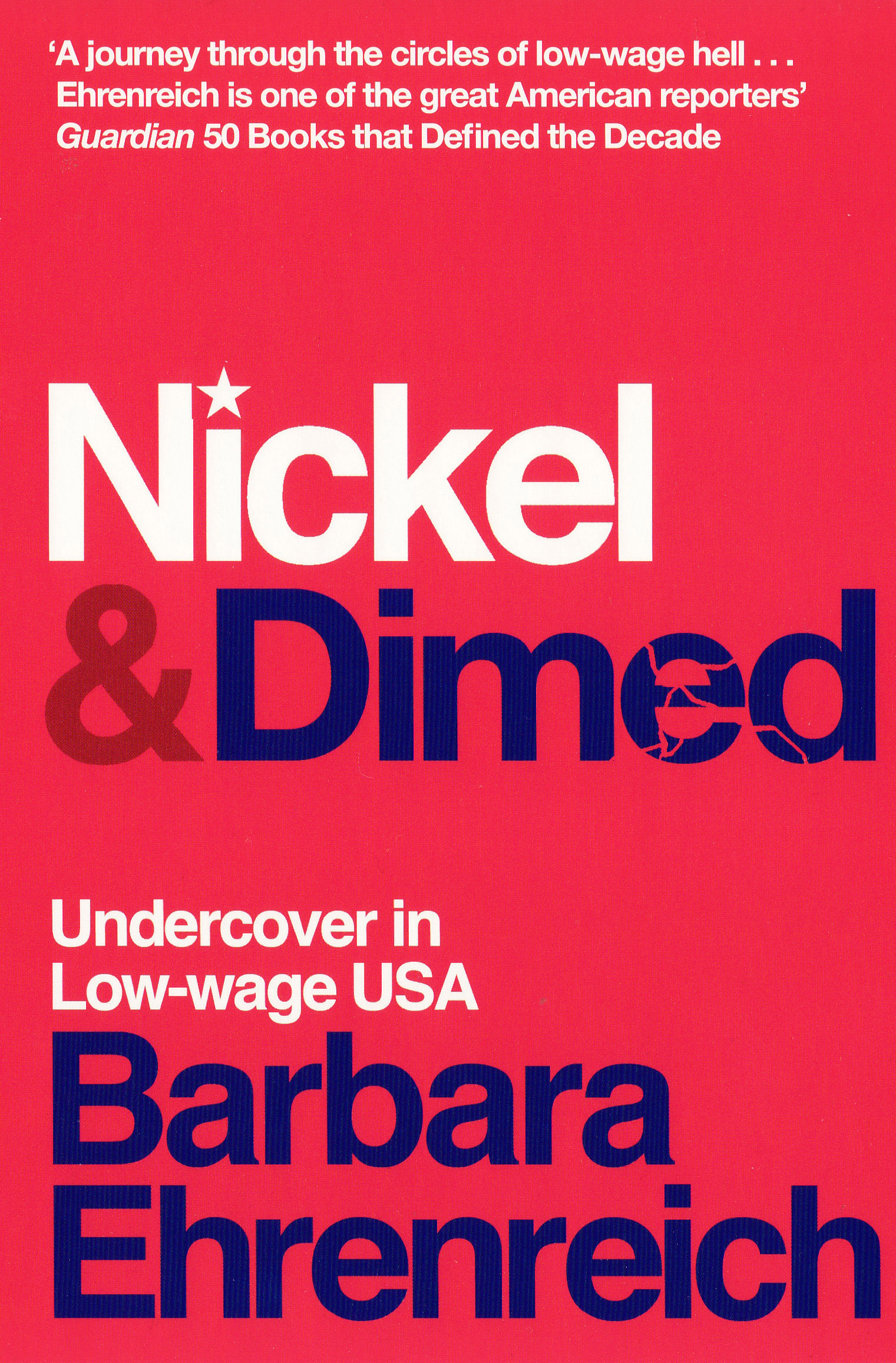 an analysis of the book nickle and dimed by barbara ehrenreich
