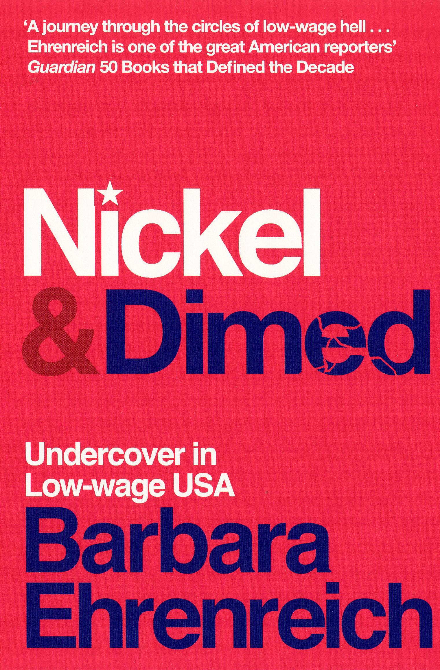 essays on nickel and dimed by barbara ehrenreich