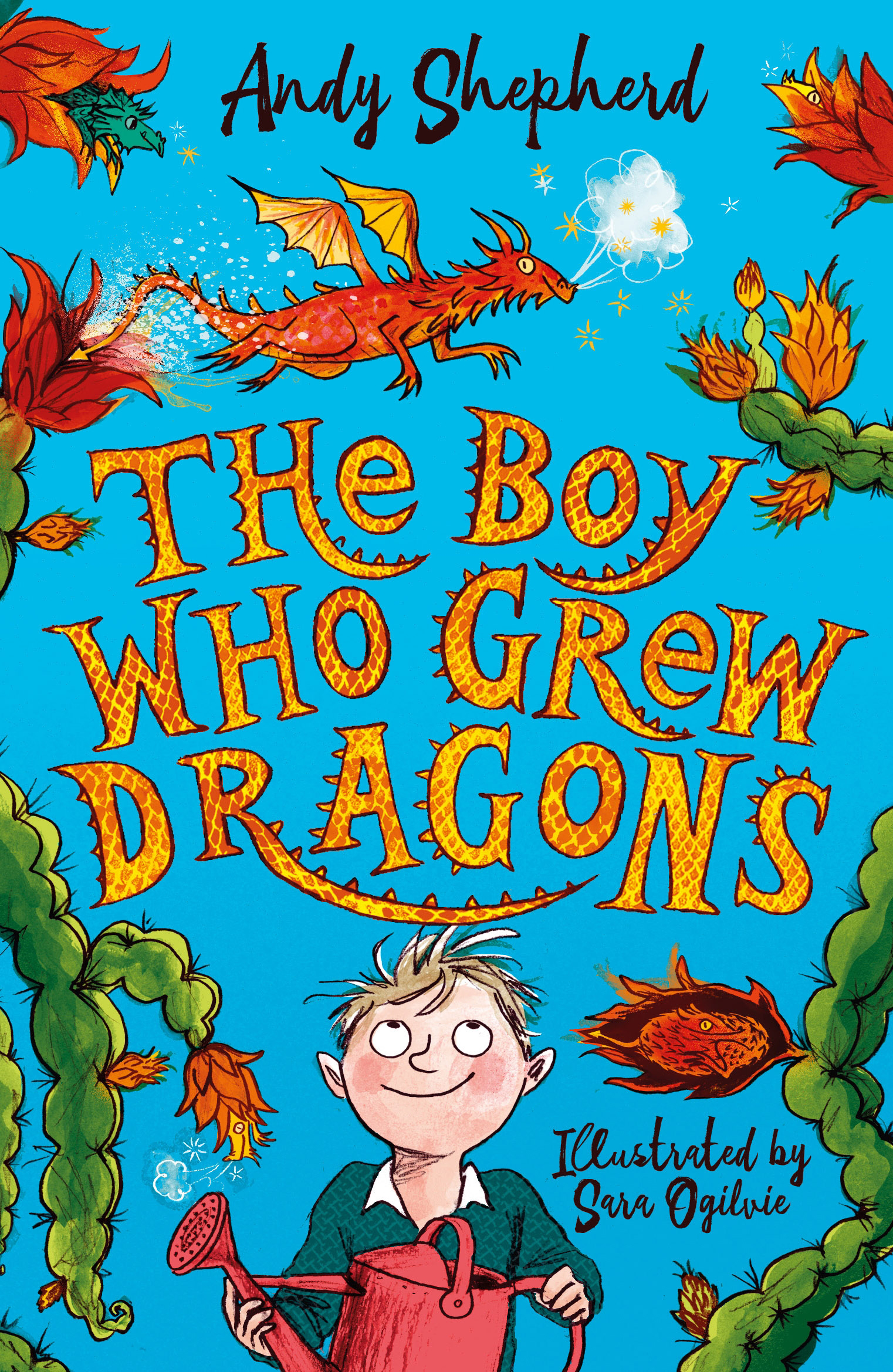 Classroom Tree Ideas ~ The boy who grew dragons andy shepherd illustrated by
