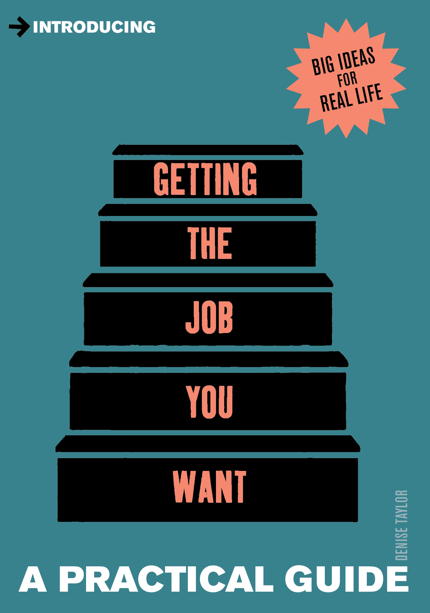 introducing getting the job you want denise taylor cover