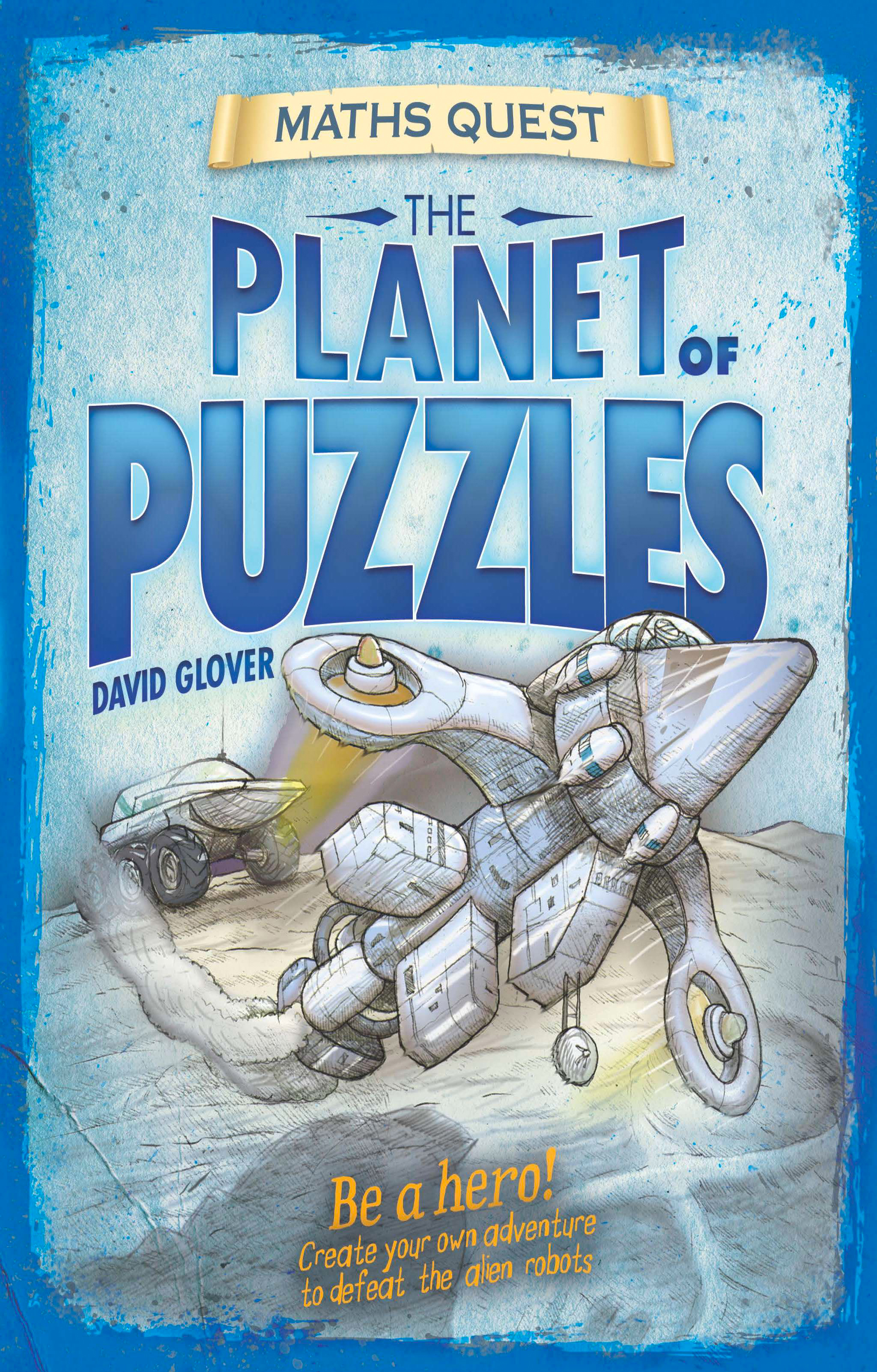 The Planet of Puzzles (Maths Quest) - David Glover - 9781848356368 ...