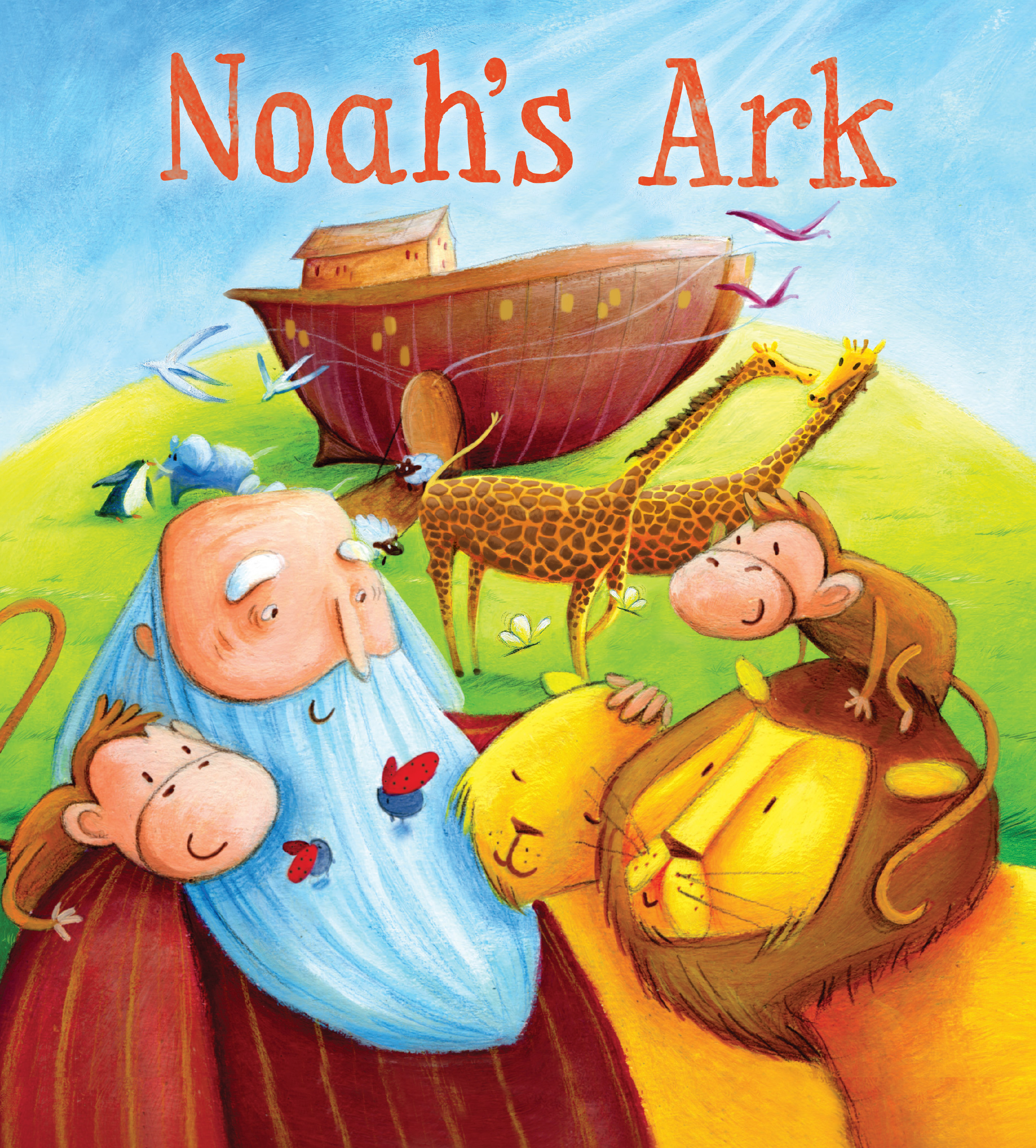 my first bible stories old testament noah u0027s ark katherine sully