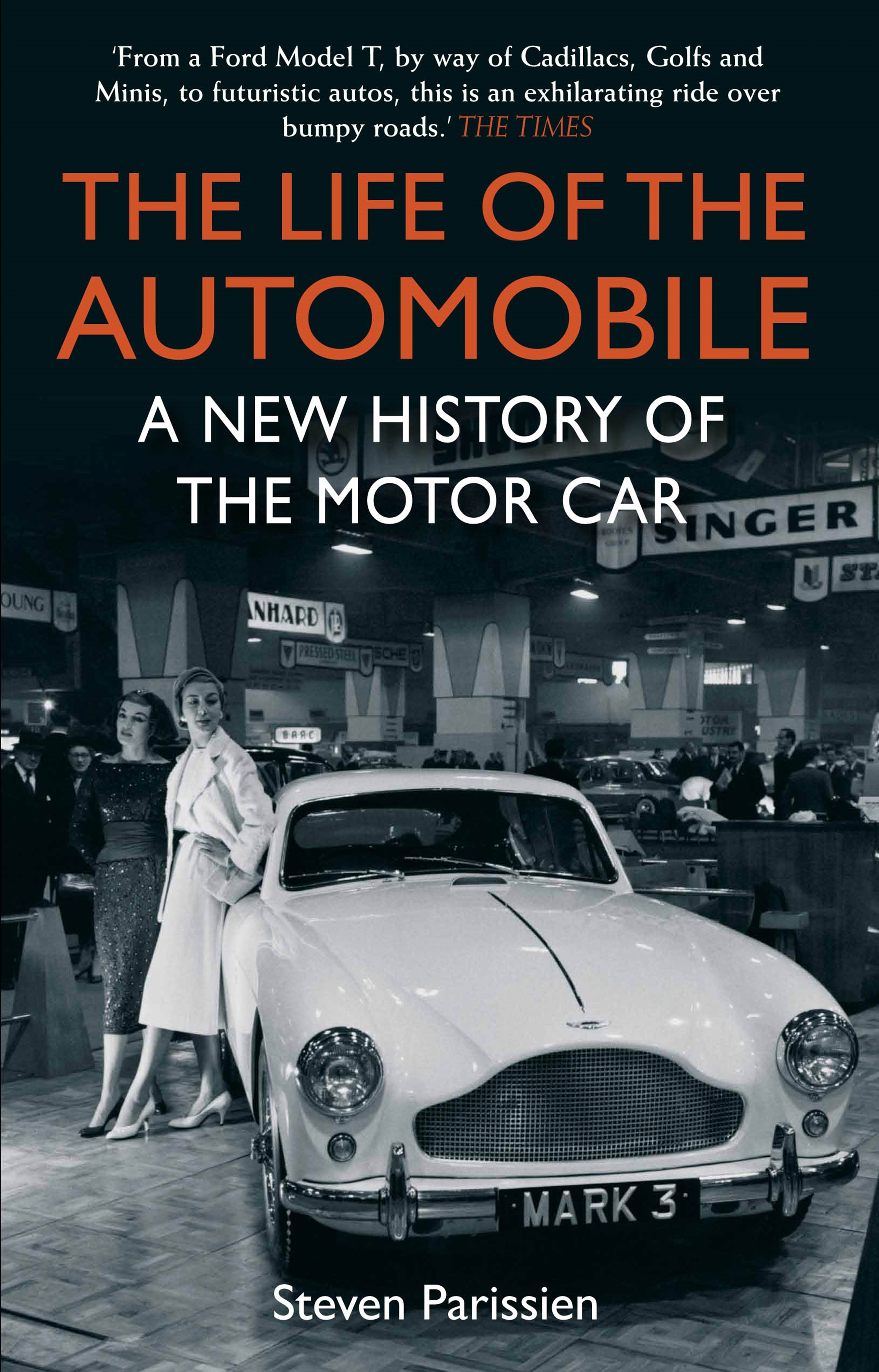 a history of the automobile over the years