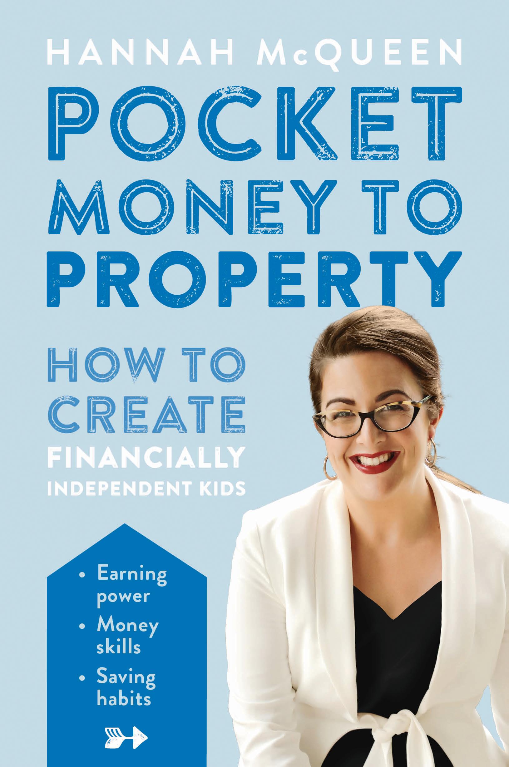 Pocket Money To Property Hannah Mcqueen 9781877505836