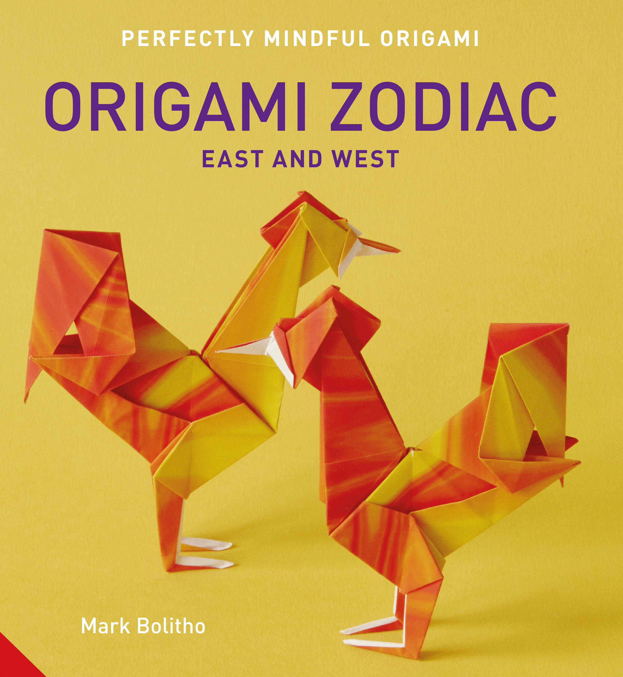 Perfectly mindful origami origami zodiac east and west mark bolitho 9781911127123 - Origami suspensie ...