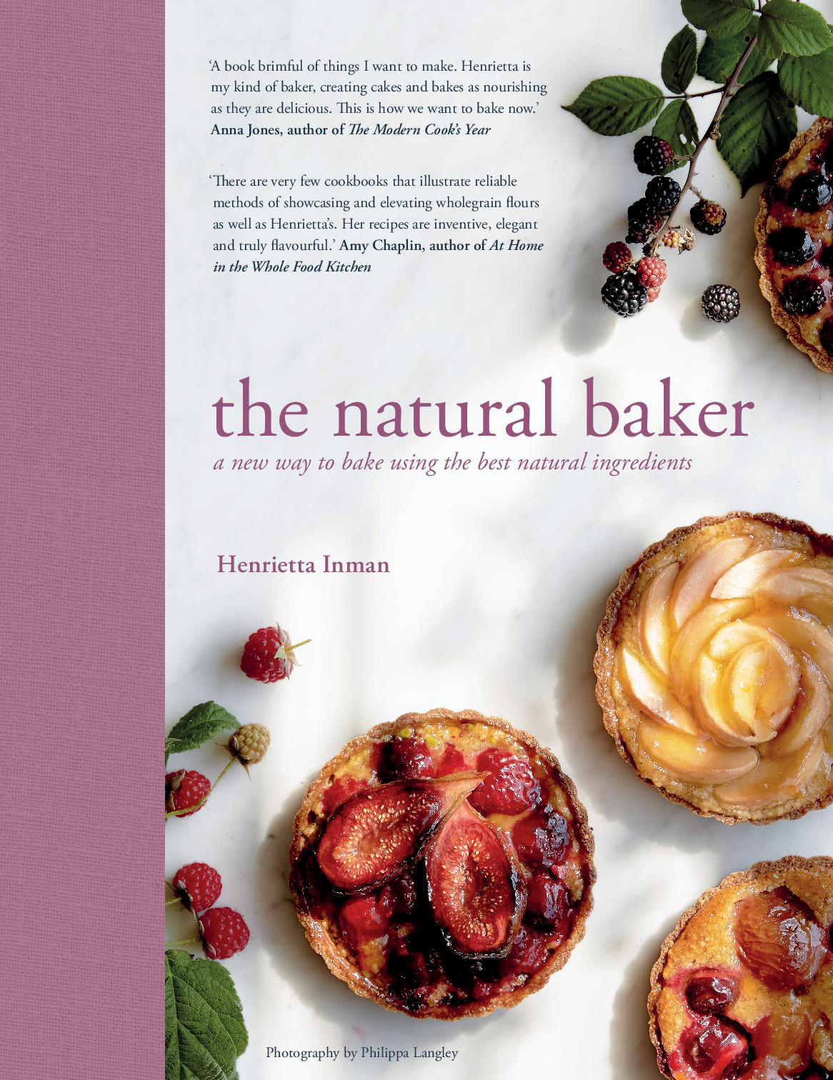 The natural baker henrietta inman 9781911127307 murdoch books download cover forumfinder Image collections